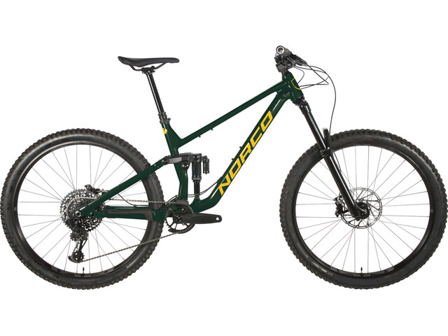 Norco Bicycles Sight A1 green/yellow